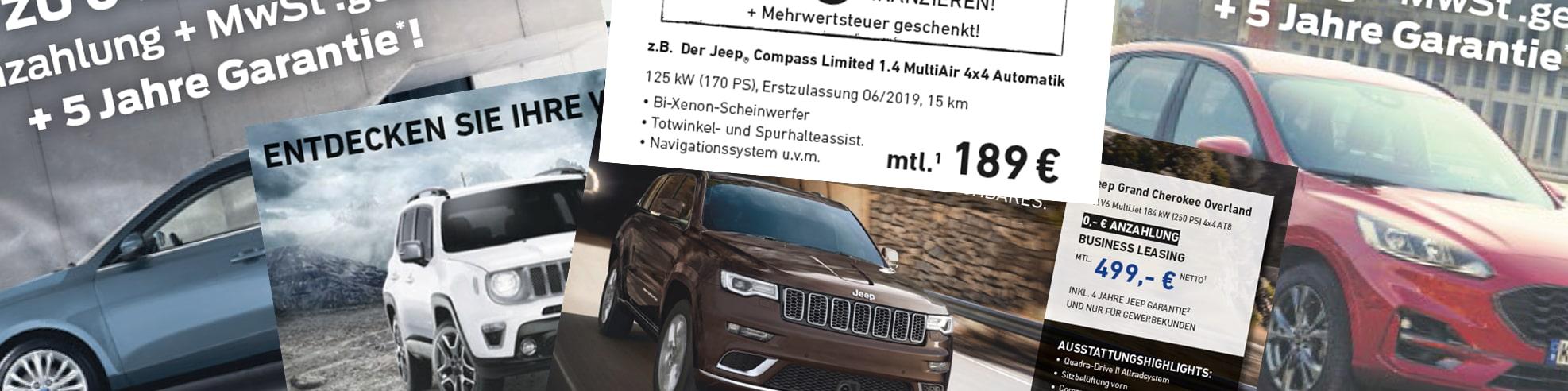 Angebote Autohaus Schautberger