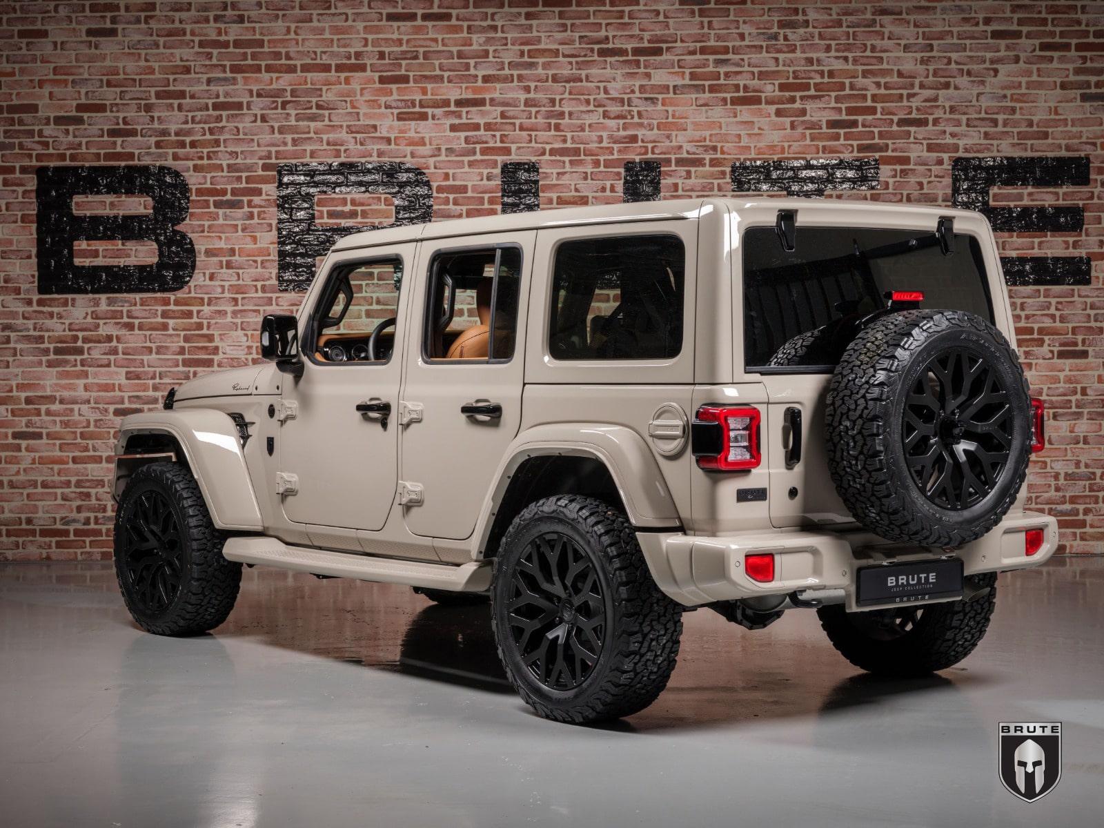 Jeep Brute I